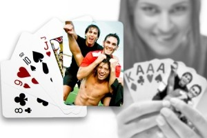 60% Off Personalised Playing Cards - Goods