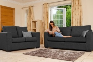 64% Off Naples 3+2 Sofa Sets (64% Off) - Goods