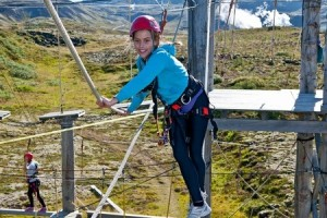 50% Off High Ropes Experience for Two - Norfolk